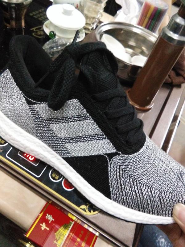 布料 一针一线3d鞋面 多色 涤棉 涤纶 锦纶 3D 飞织 4D 三层网 绣花 鞋面 一针一线