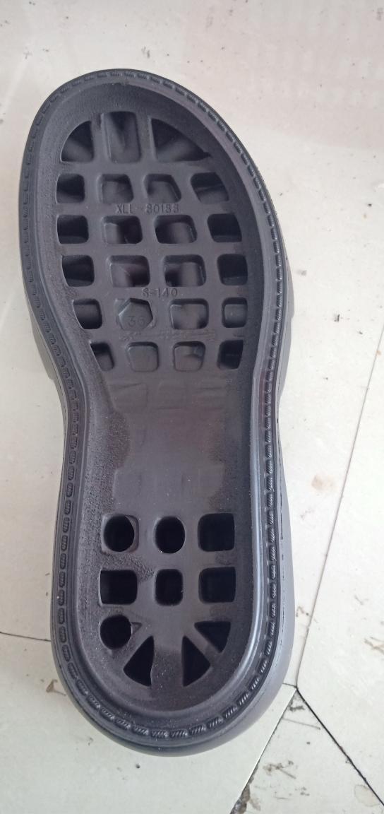 鞋底鞋跟 女段 橡胶发泡底XLL80188