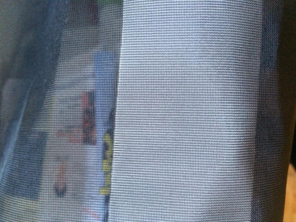 网布 单色 双色 单层网 鞋面