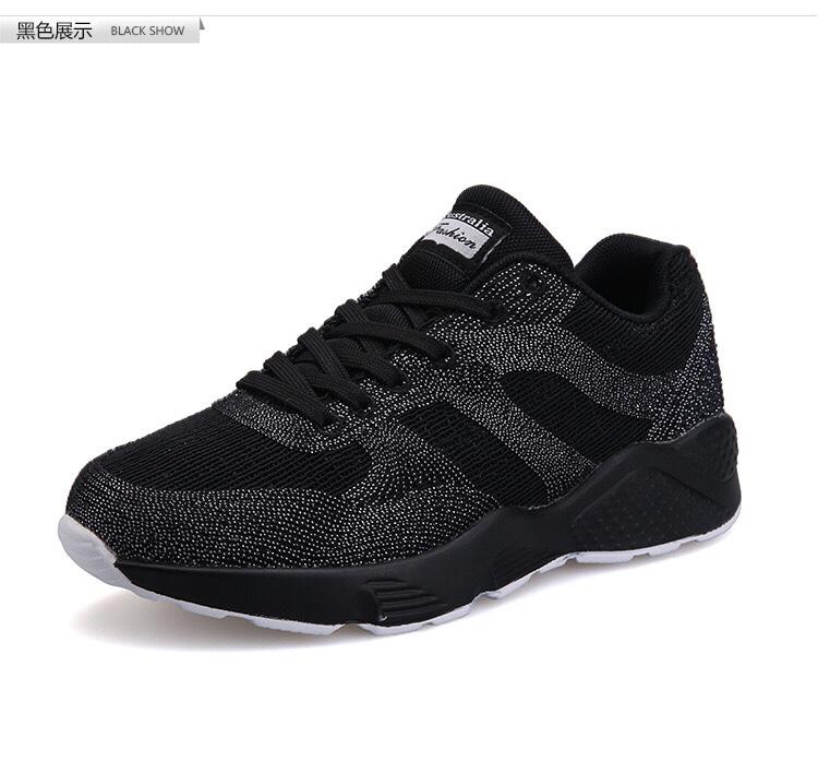 布料 一针一线3d鞋面 多色 涤棉 涤纶 锦纶 3D 飞织 4D 绣花 刺绣花边